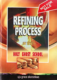 Cover - Redefining Process by Uju Grace Okoronkwo
